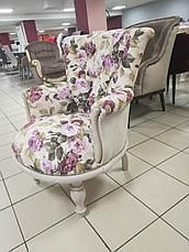 """Кресло с подлокотниками """"Мисс Люкс"""", фото 3"""