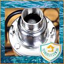 Шнековый насос для скважины DONGYIN 4QGD 1.2-100-0.75 (777213)., фото 3