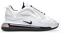 "Кроссовки Nike Air Max 720 ""White"" - ""Белые"" (Копия ААА+)"
