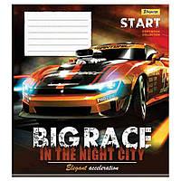 Зошит 48арк. кліт. 1В Big race №763604(100), фото 1