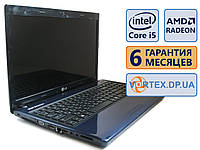 Ноутбук LG S53 15.6 (1366x768) / Intel Core i3-2310M (2x2.1GHz) / Radeon HD 6470M / RAM 4Gb / HDD 500Gb / АКБ 0 мин. / Сост. 8/10 БУ