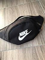 Поясная сумка черная Nike, фото 1