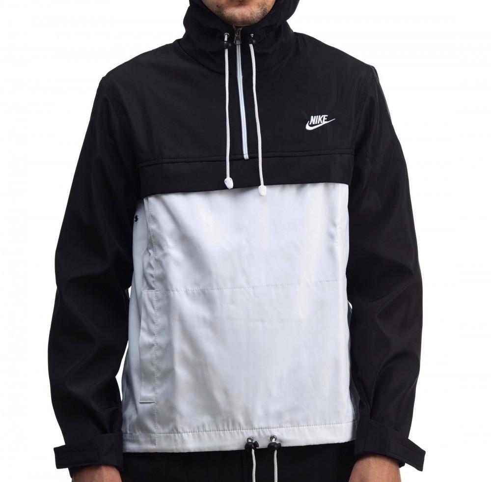 Анорак Nike ч/б