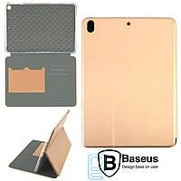 Чехол-книжка Baseus Premium Edge Apple iPad mini4 золотистый в Одессе