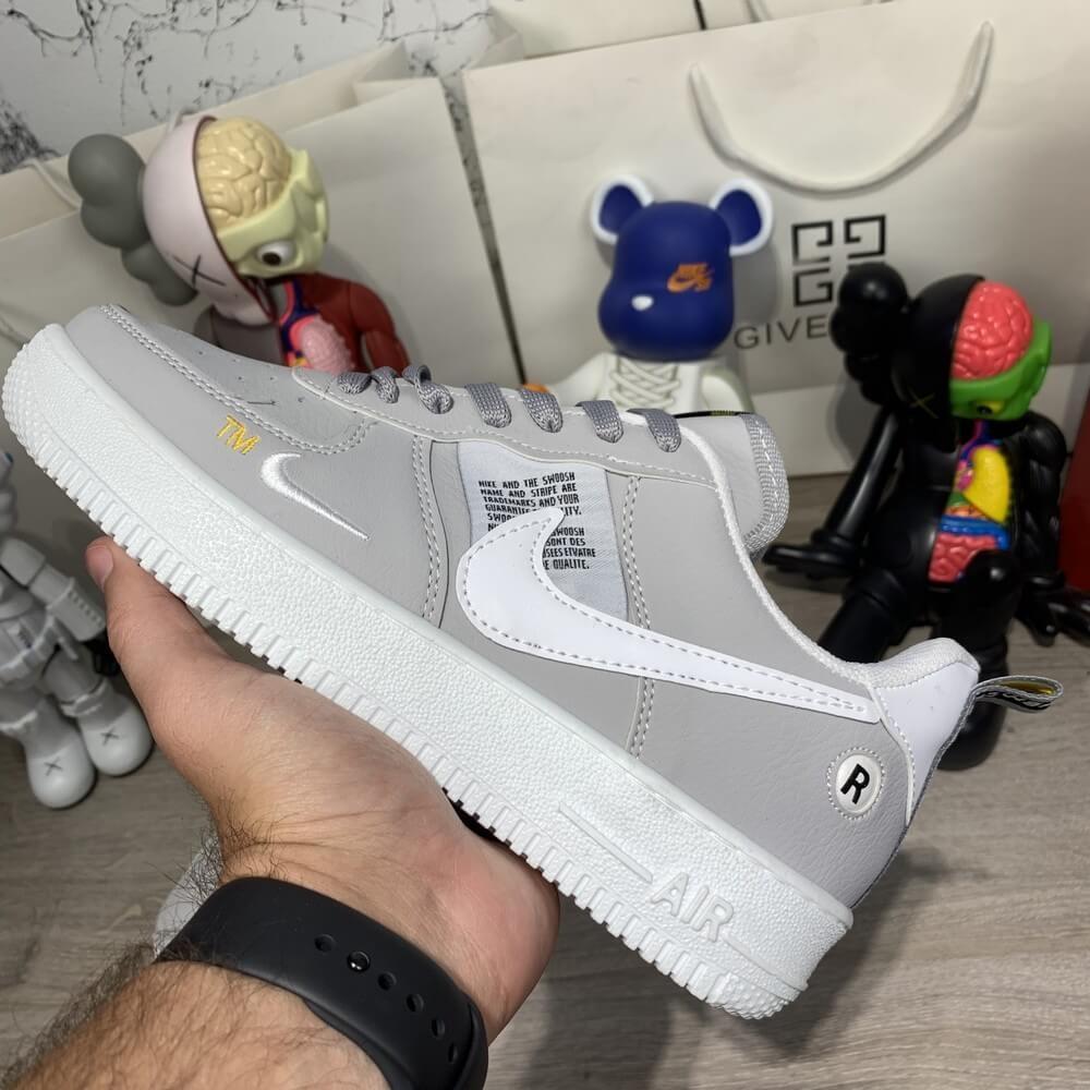 Nike Air Force 1 LV8 Utility Gray/White