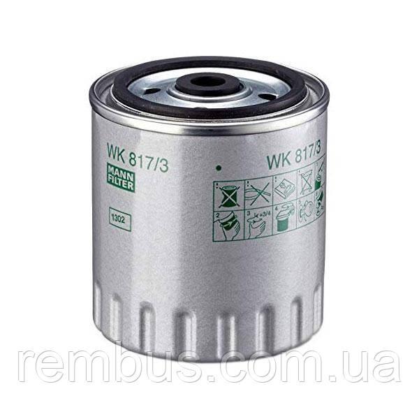 Фильтр топливный MB OM601-602