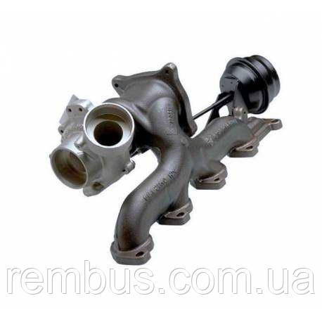 Турбина (BI-TURBO) MB Sprinter W906 2.2CDI OM646 (A6460900280) 54399880049