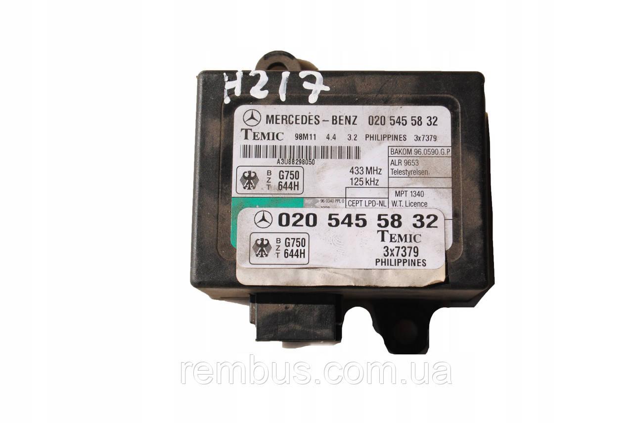 Блок управления иммобилайзера MB Sprinter W901-905 (903.461) (Замена A0315455932)