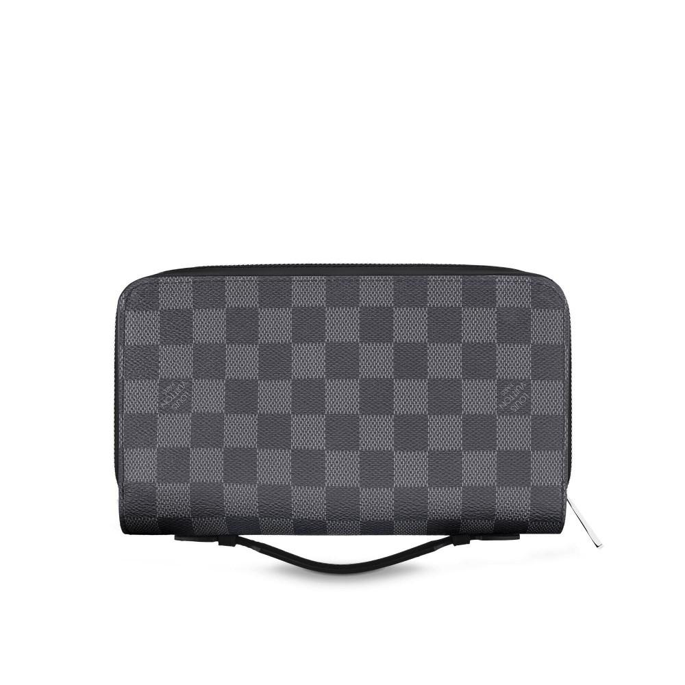 Louis Vuitton Zippy XL Damier Graphite
