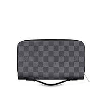 Louis Vuitton Zippy XL Damier Graphite, фото 1