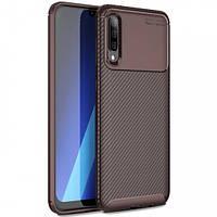 TPU чехол iPaky Kaisy Series для Samsung A705F Galaxy A70