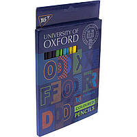 """Олівці кольор. 18 кольор. """"Yes"""" №290542 Oxford(8), фото 1"""