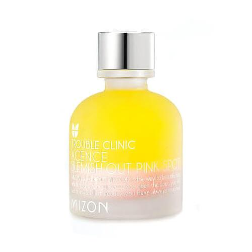 Эффективное ночное средство для лечения акне Mizon Acence Blemish Out Pink Spot
