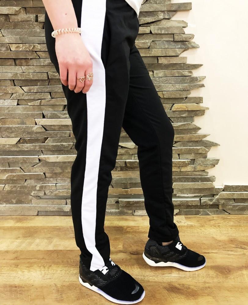 Женские штаны Slim Fit black