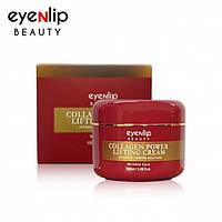 Антивозрастной крем для лица с коллагеном Eyenlip Collagen Power Lifting Cream