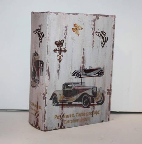 "Книга-сейф ""Ретро 1"" на ключике, фото 2"