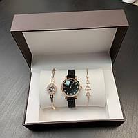 Present Box Emporio Armani Bracelet/Watch/Bracelet with Diamond Gold, фото 1