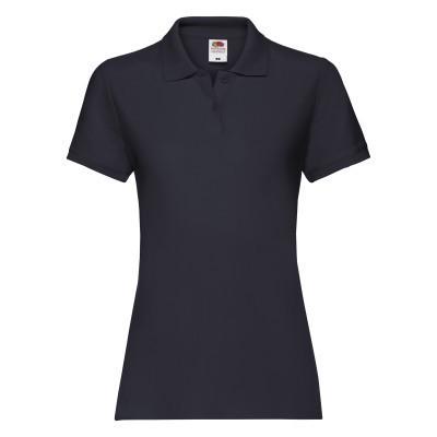 Тенниска женская летняя темно-синяя