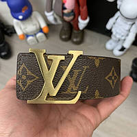 Belt Louis Vuitton Initiales Initiales 40MM Monogram