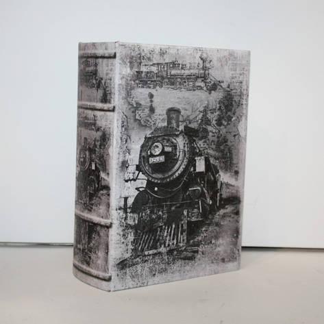 "Книга-сейф ""Ретро 2"" на ключике, фото 2"