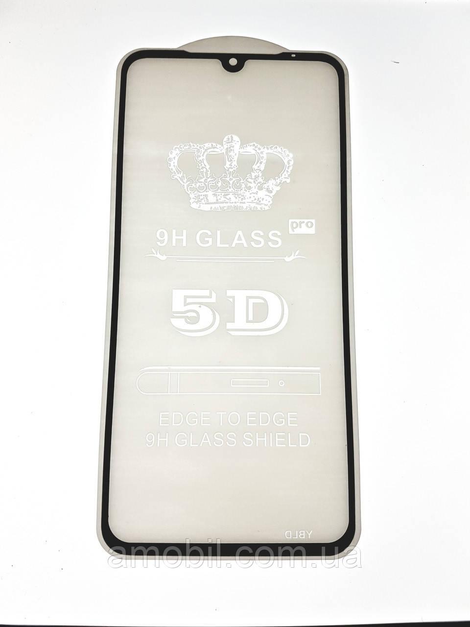 Защитное стекло 5D Xiaomi Mi9 full glue black