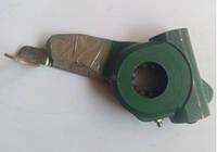Трещітка гальмівна передня ліва (важіль гальмівний) L БАЗ А-148 (BAZ A-148) Еталон JIEFANG (CA6De2-18, V=7.1)