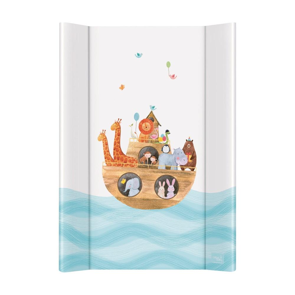 Пеленальная доска Ceba Baby 50х80  Azteca&Nature Ark (цвета в ассортименте)