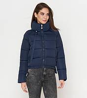 Коротка женская куртка «Tiger Force» (Тайгер Форс) весна-осень синего цвета