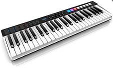 MIDI клавиатуры IK MULTIMEDIA iRig Keys I/O 49, фото 3