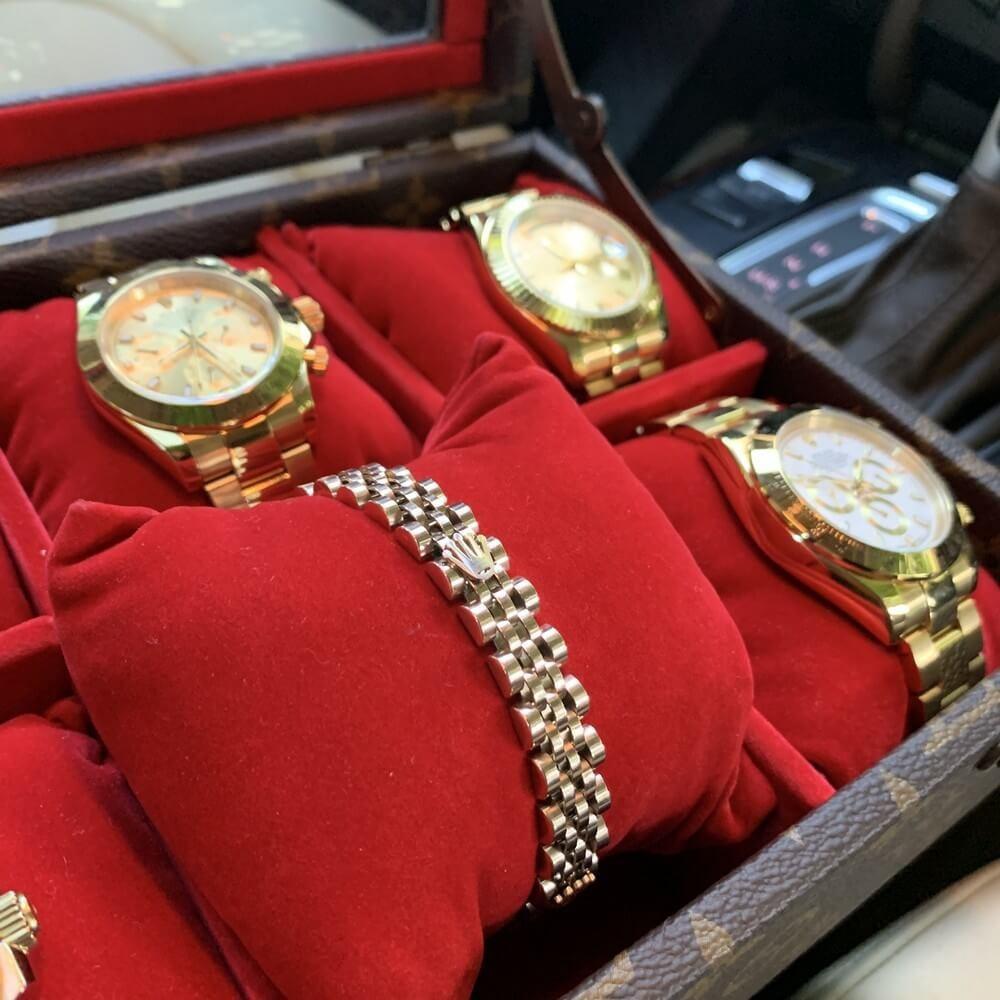 Rolex Bracelet Jubilee Rose Gold