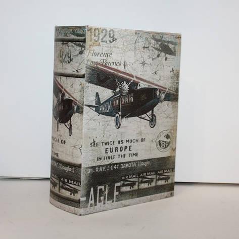 "Книга-сейф ""Ретро 3"" на ключике, фото 2"