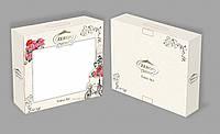 Коробки подарочные для полотенец  хлопок  2+1 ( 2шт 50*90+ 1шт 70*140)