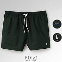 Шорты Polo Ralph Lauren Swimming Trunks хаки, фото 1