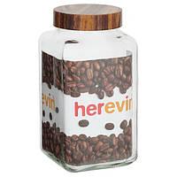 Банка 3л HEREVIN WOODY 231017-000