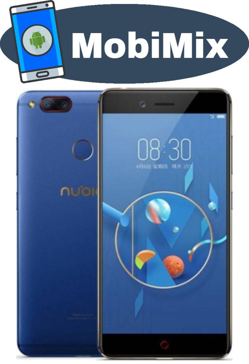 ZTE Nubia Z17 mini S 6/64GB Blue Global