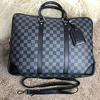 Louis Vuitton Porte-Dociments Voyage PM Damier Graphite, фото 1