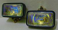 Противотуманные фары аналог Hella для микроавтобусов №1207 (кристалл)