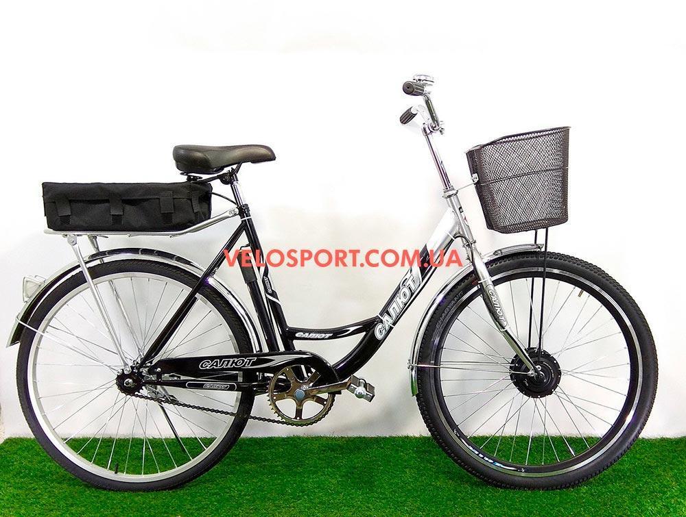 Электровелосипед Салют F-5 26 дюйма 350W 36v