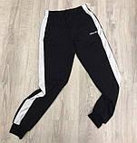 Спортивные штаны Adidas 19779 черные, фото 5