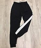 Спортивные штаны Adidas 19779 черные, фото 6