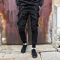 Спортивные штаны мужские Scarstrope 19839 черные