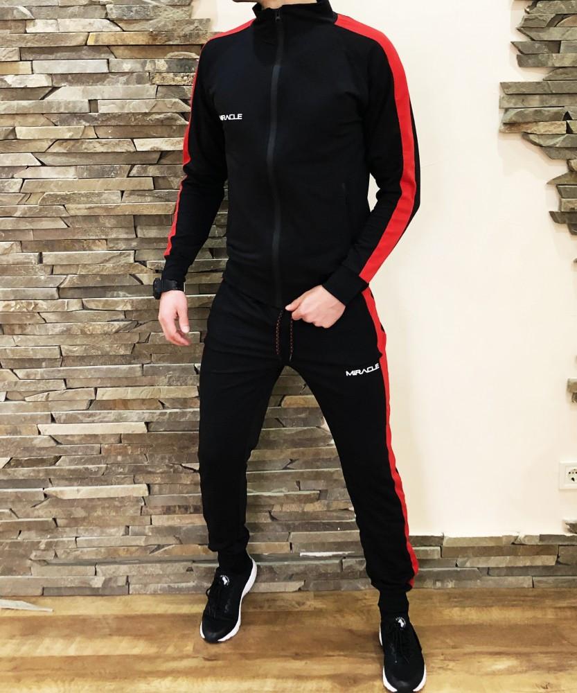 Спортивный костюм Miracle 19773 черный