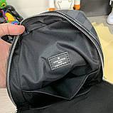 Слинг сумка Louis Vuitton Avenue 19842 серо-черная, фото 10