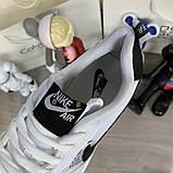 Кроссовки мужские Nike Air Force 1 LV8 Utility 19730 белые, фото 9