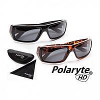 Антибликовые поляризованные очки Поларайт 2 пары с твердым чехлом Polaryte HD
