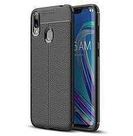 Чехол Touch для Asus Zenfone Max M2 / ZB633KL / x01ad 4A070EU бампер Black
