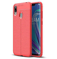 Чехол Touch для Asus Zenfone Max M2 / ZB633KL / x01ad 4A070EU бампер Red