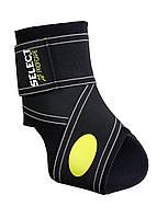 Фиксаторы голеностопа Select Ankle Support (705640-010) Black XS