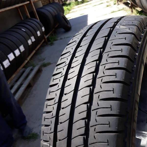 Почти Новые! Шины б.у. 215.70.r15с Michelin Agilis Мишлен. Резина бу для микроавтобусов. Автошина усиленная. Цешка