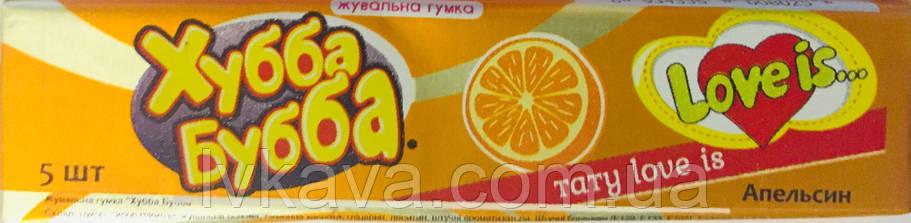 Жевательная резинка Хубба Бубба апельсин , 20  гр , фото 2